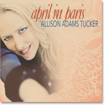 April in Paris - Allison Adams Tucker